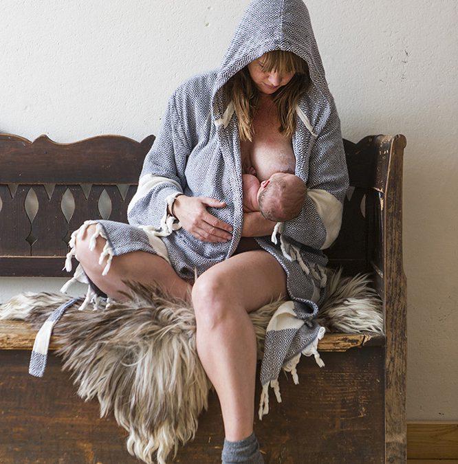 8 borstvoedingshoudingen om uit te kiezen