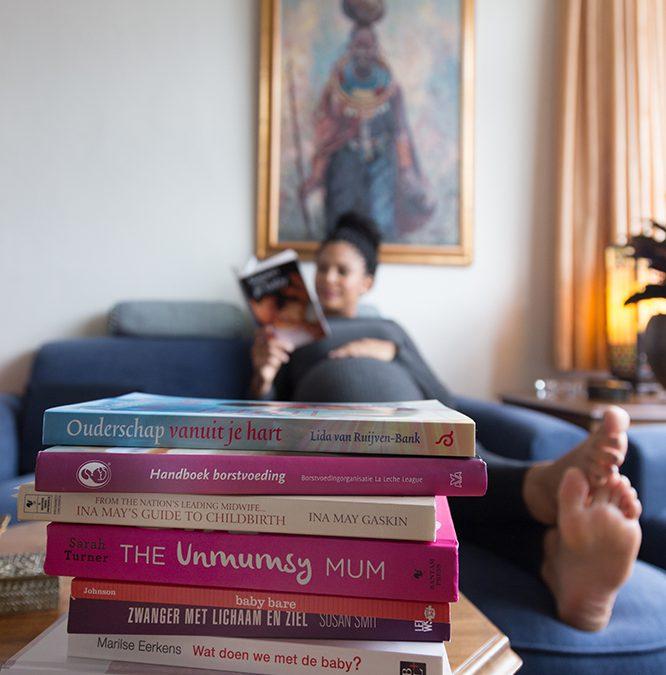 Recensie: 7 inspirerende boeken over zwangerschap