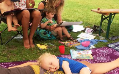 Vier je stam met de pop-up potluck picknick