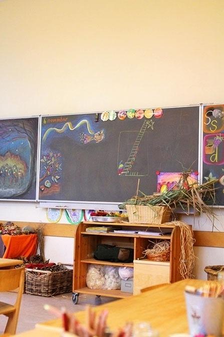 De Vrijeschool is een voorbeeld voor schoolvernieuwers