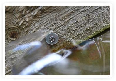 waterplay: zelf een waterbaan maken