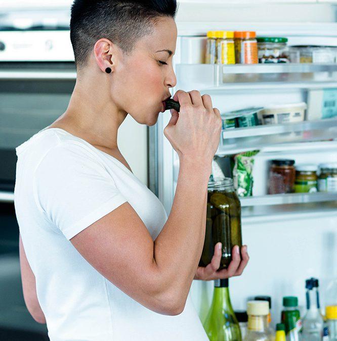 Gezonde snacks in de zwangerschap (ook bij cravings 's avonds)