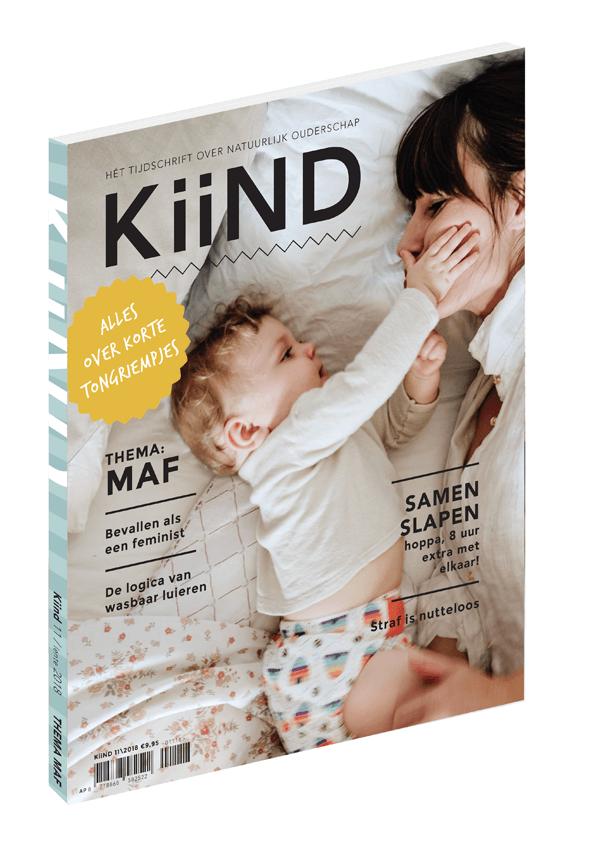 Kind magazine over natuurlijk opvoeden