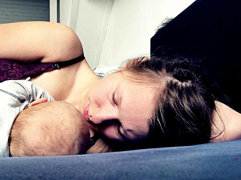 Samen slapen Marjolein van der Veer