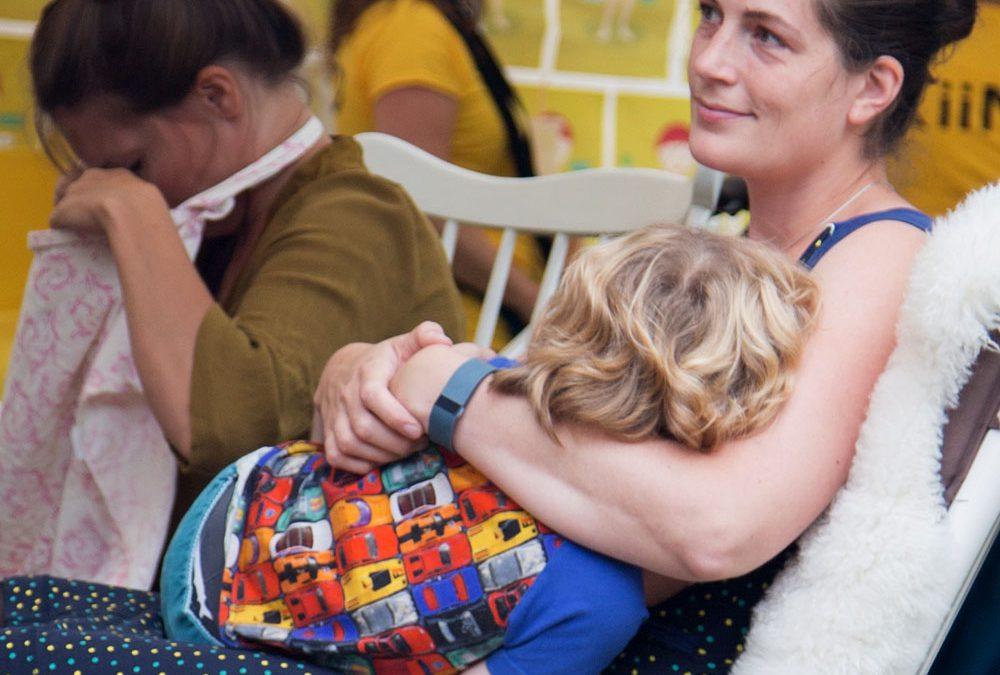 Dit kun je doen op het Borstvoedingsfestival, 14 april in Alkmaar