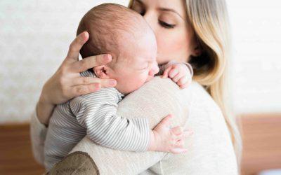 Doorslapen is niet normaal voor baby's