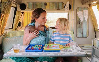 Tips voor reizen met je kinderen