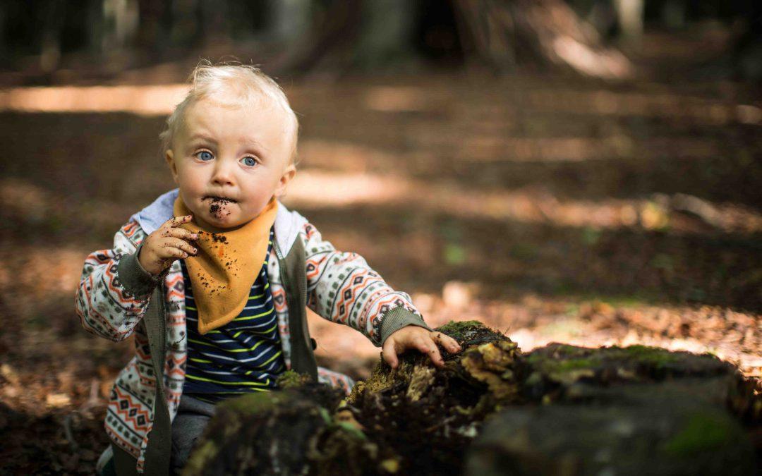 Vier de viezigheid! Gezond en blij in de modder