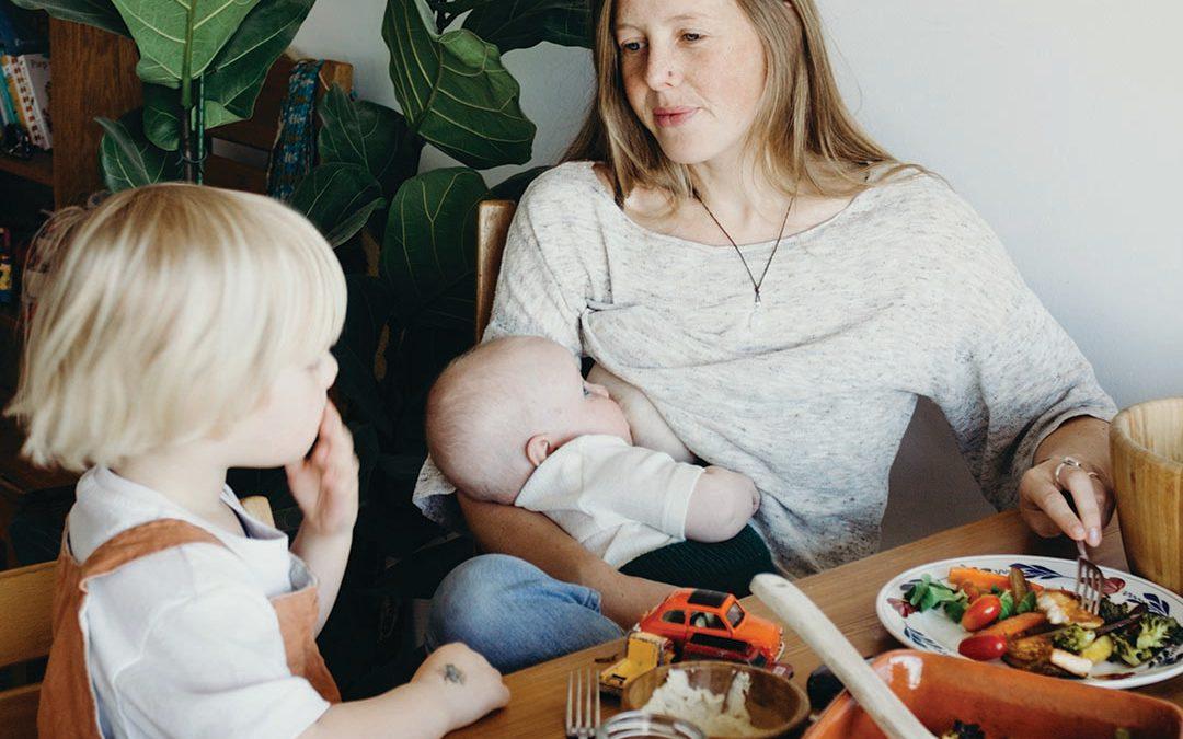 Bijvoeding: laat je baby kiezen