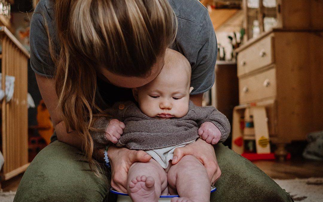 Baby's kunnen op het potje plassen