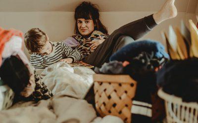 Moederschap: ode aan de rommel