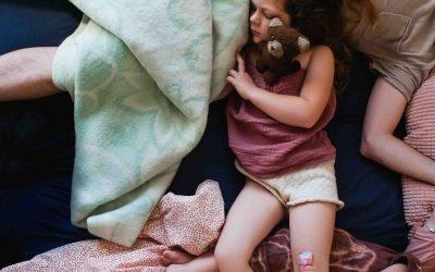 Waarom we slapen als een oermensje