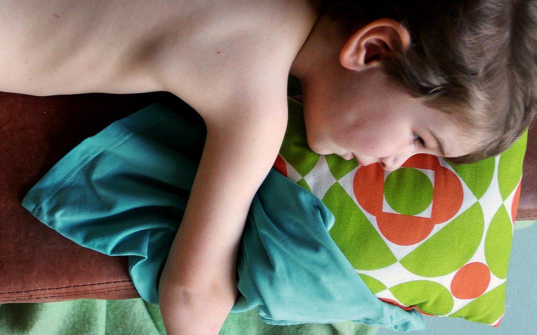 3 tips bij een kindermassage geven