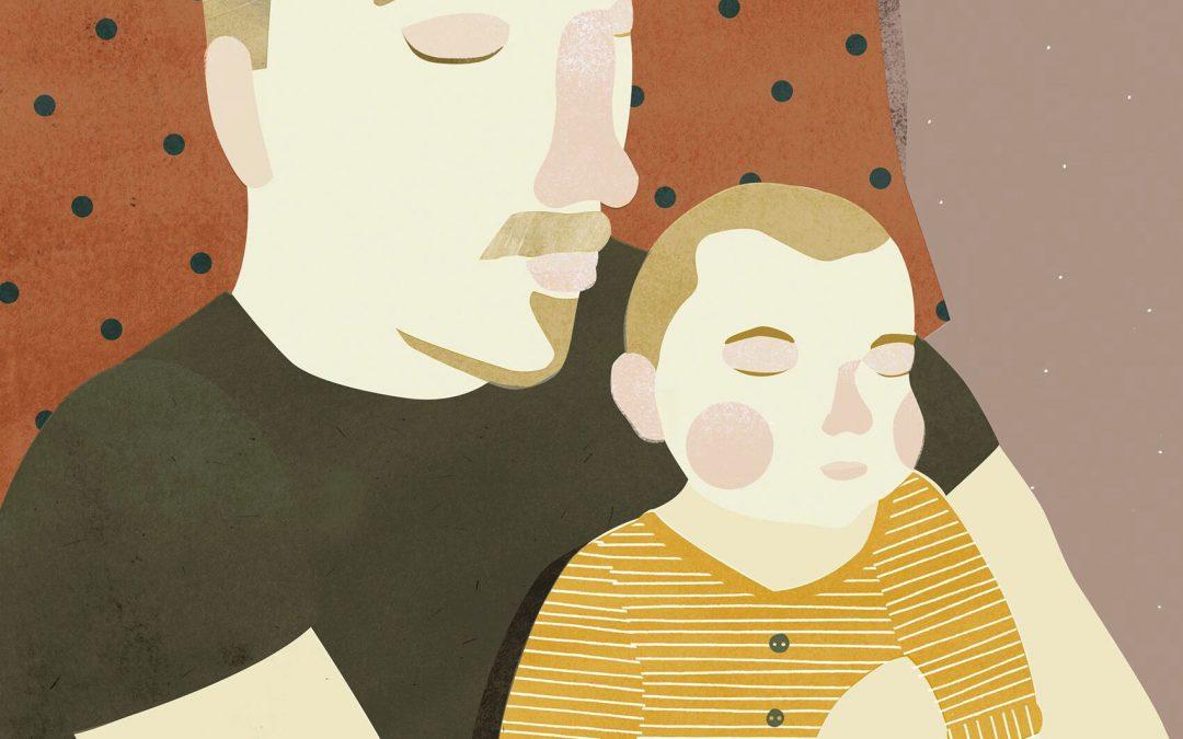 Hoe kun je veilig samen slapen met je baby?