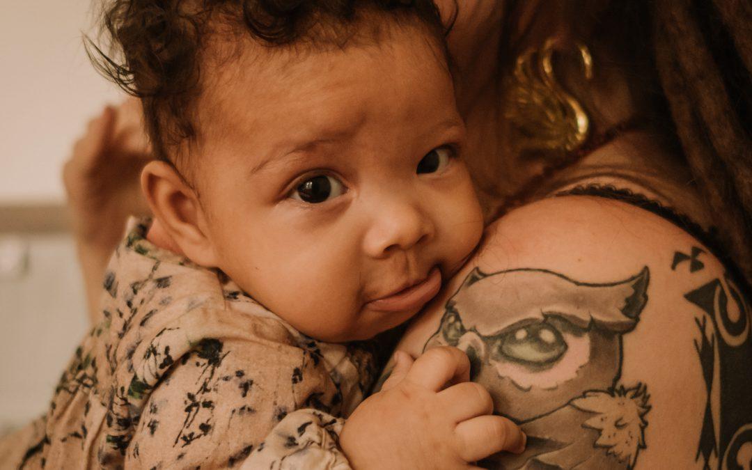 Waarom huilt mijn baby?