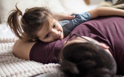 'Voordat je een kind krijgt, weet je het allemaal zo goed hè?', aldus Nina Mouton