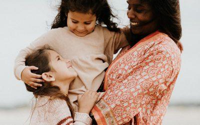 Moederschap doe je er niet even bij, dus kalm aan