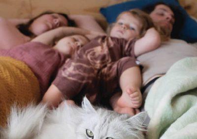 Minicursus: Slapen met je baby