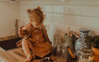 Opvoeden met weinig regels (binnenkijken bij Lisa Joy)