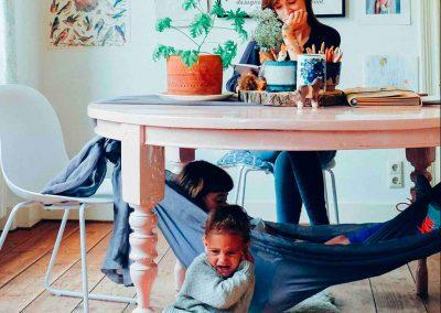 Cursus: Wekenlang cocoonen met je kinderen