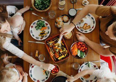 Ebook: zo wordt het weer gezellig aan tafel
