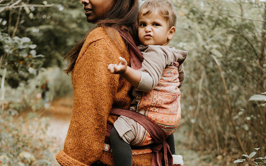 Doen: je kind dragen op vakantie