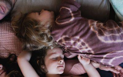 Lekker samen slapen met je grotere kind